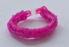 New tutorial: Fishtail Rainbow Loom Bracelets