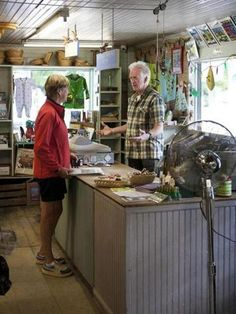 article about great Vermont general stores; look up also store where Kottke pancakes originated