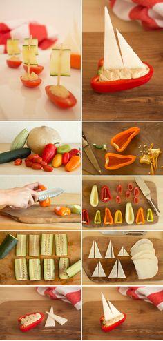 http://www.goodshomedesign.com/veggie-food-art/