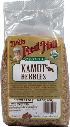 Bob's Red Mill Organic Kamut® Berries