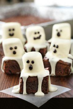 Spooky #brownies