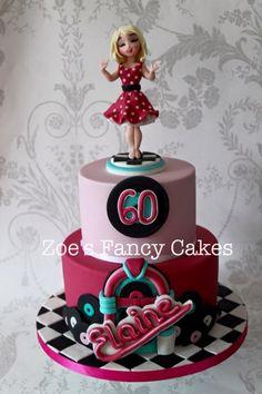 Zoe Gilham Cake Artist : Cakes - Girls & Women on Pinterest Torte, Monster High ...