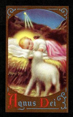 Lamb of God.