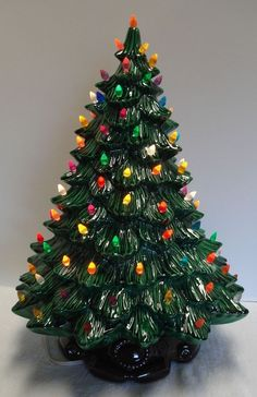 Bulbs For Ceramic Christmas Trees