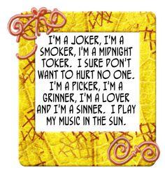 Steve Miller Band - The Joker song lyrics music lyrics