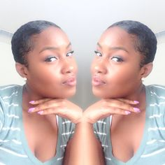 How To Slick Down Natural Hair Without Gel