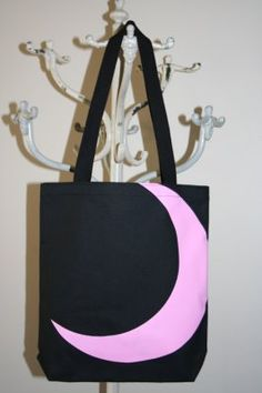 Cute crescent moon bag