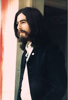 George Harrison the most handsome beatle...