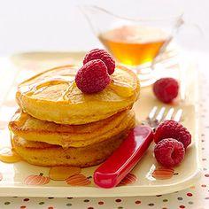 Silver Dollar Pumpkin Pancakes | Recipe | Pumpkin Pancakes, Pancakes ...