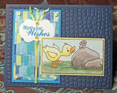 Gina K.Designs stamps.