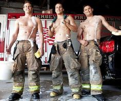 It's nearly the week-end, so it must be #FiremanFriday! Have a good day!