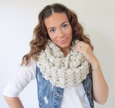 ... Cowl - in Navy on Etsy, $35.00   Fashion And Style   Pinterest   Cowl