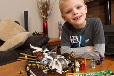 Lego responds to a letter from a 7 year old fan, with a replacement and some sage advice