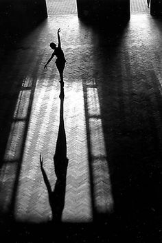 Thomas Farkas | Dancing is about expressing indescribable things and how the shadow becomes your friend.