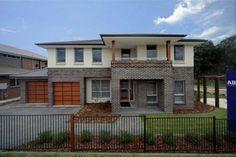 Fowler home designs villa chianti urban facade 42 for Allworth home designs