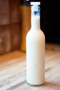 For all the Coffeemate fans out there!!! Make your own French Vanilla Creamer * 1 can of sweetened condensed milk * 1 1/4 cups milk * 3 tsp vanilla Mix these three together in lidded container. Shake. Enjoy! Keeps in the fridge for up to two weeks.