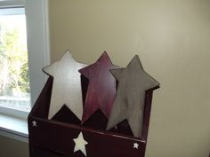Like my page on Facebook:  Stars & Stitches Primitive Decor