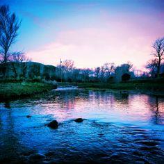Meeteetse Creek, Meeteetse, Wyoming