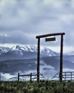 Love our Ranch entrance. Every time I go thru it I feel blessed to live here........