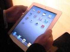 50 iPad tips. If only I had an iPad!