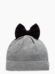 all the trimmings colorblock beanie - kate spade new york