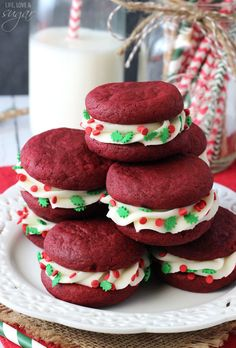 Chewy Almond-Raspberry Sandwich Cookies | Recipe | Sandwich Cookies ...