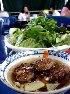 Bun Cha (Hanoi, Vietnam)