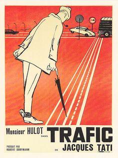 Trafic - Jacques Tati - 1971