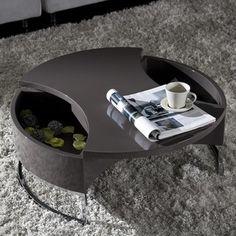 Matrix 'Odda' Swivel Top Storage Coffee Table