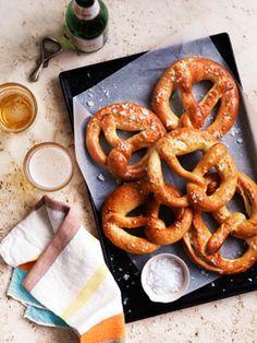 homemade pretzel   Crafty   Pinterest   Pretzels, Homemade Pretzels ...