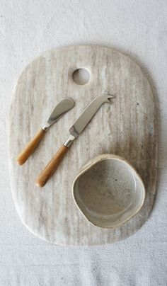 Marble Serving Board: Wide