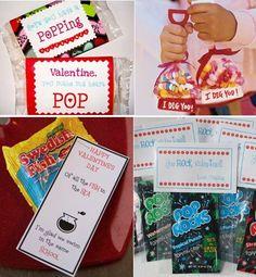 Cute Valentine Ideas for Kids