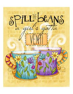 Spill The Beans Coffee