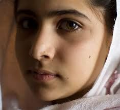 """Malala Yousufzai.  The Pakastani student was shot in the head on her way home from school by Taliban militants for promoting girls' education and """"western thinking.""""  The shooting sparked outrage both in Pakistan and around the world. Her story captured global attention for the struggle for women's rights in Pakistan.  She made the shortlist for Time magazine's """"Person of the Year"""" for 2012."""
