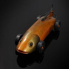 Pinewood Derby Fish