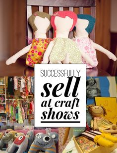 Tips on producing inventory and pricing product to have a successful craft show. The Sewing Loft
