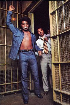 """James Brown--""""Say It Loud, I'm Black And I'm Proud"""""""