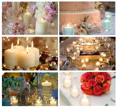 candle designs by mr David Tutera! i LOVE the top left design!  #RobbinsBrothers #GetEngaged