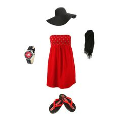 Ohio State Buckeyes girlfriend outfit!