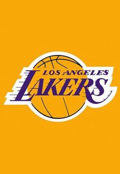Los Angeles LA Lakers Applique Garden Flag