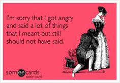 Haha... So true.