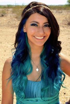 Superhero Hair on Pinterest | Purple Hair, Blue Hair and Ombre