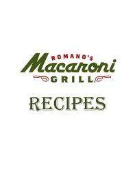 Macaroni Grill Chicken Scallopini Recipe