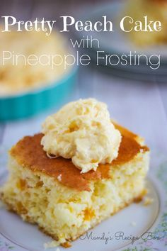 Summer Peach Recipes: Blackberry-Peach Coffee Cake   Yummy Foods ...