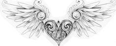 winged_heart_locket_by_mustang_inky-d4xbh2g.jpg 900×362 pixels.