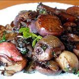 Leeks Braised with Wine and Garlic | Eat Healthy! | Pinterest | Garlic ...