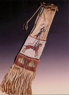 Lakota pipe bag