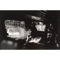 Bruce Davidson, Freedom Ride, 1961, black and white photograph, Dallas Museum of Art, anonymous gift