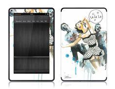 Lora Zombie - Zombie Love - Kindle Fire | GelaSkins