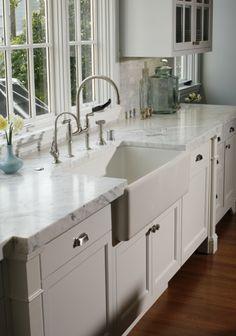 Paint To Look Like Gray Grout For Kitchen Backsplash Kitchen Pinterest Sinks White